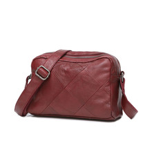 hot deal buy high quality cow leather women bags shoulder bags ladies leisure single shoulder crossbody bag messenger bags