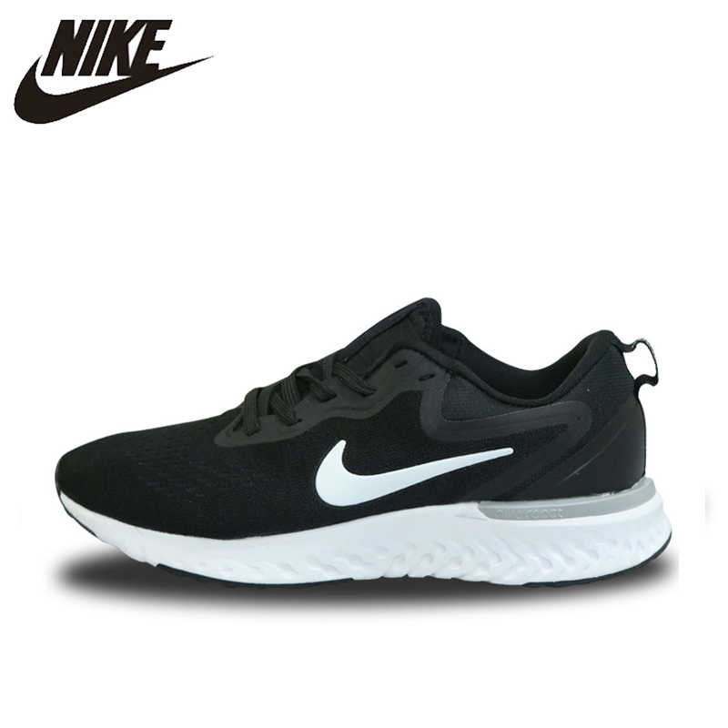 06e728e1881d2 NIKE ODYSSEY REACT 2 Authentic 18 Summer Sneakers Running Sport Shoes  Classic Black for Men AO9819