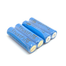 8pcs/lot TrustFire Protected TR18650 2500mAh 3.7V Rechargeable Battery Li-ion Batteries with PCB Power Source for LED Flashlight