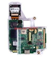 Original usado bom trabalho placa principal/placa mãe/placa de formatação para qln420 impressora de código de barras portátil