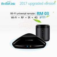 Broadlink RM3 RM Pro + et RM mini3 Universel Intelligent À Distance Contrôleur Smart Domotique WIFI + IR + RF commutateur Pour iOS Android