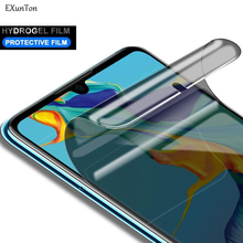3D Full Cover Soft Hydrogel Membrane for Huawei P30 Pro Privacy Screen Protector Film for P30 Pro Anti Spy Protective Film стоимость
