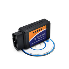 Bluetooth OBD2 ELM327 V1.5 Interface Auto Scanner OBDII OBD auto scanner for obd2 obd  2 Car Diagnostic-Tool Free Shipping
