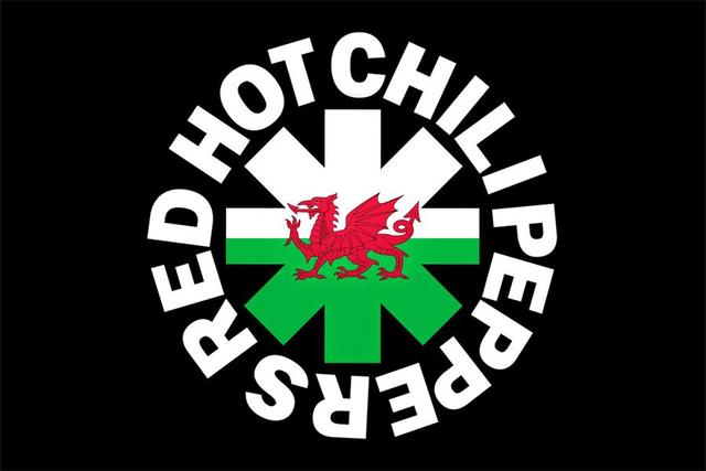 Custom Canvas Craft Red Hot Chili Peppers Poster Red Hot Chili