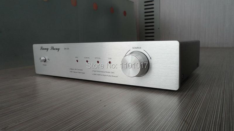 XiangSheng DAC-03A I PCM1794 USB cső DAC HIFI EXQUIS koaxiális SPIDIF HD külső hangkártya DAC03A XSDAC03A DAC03A