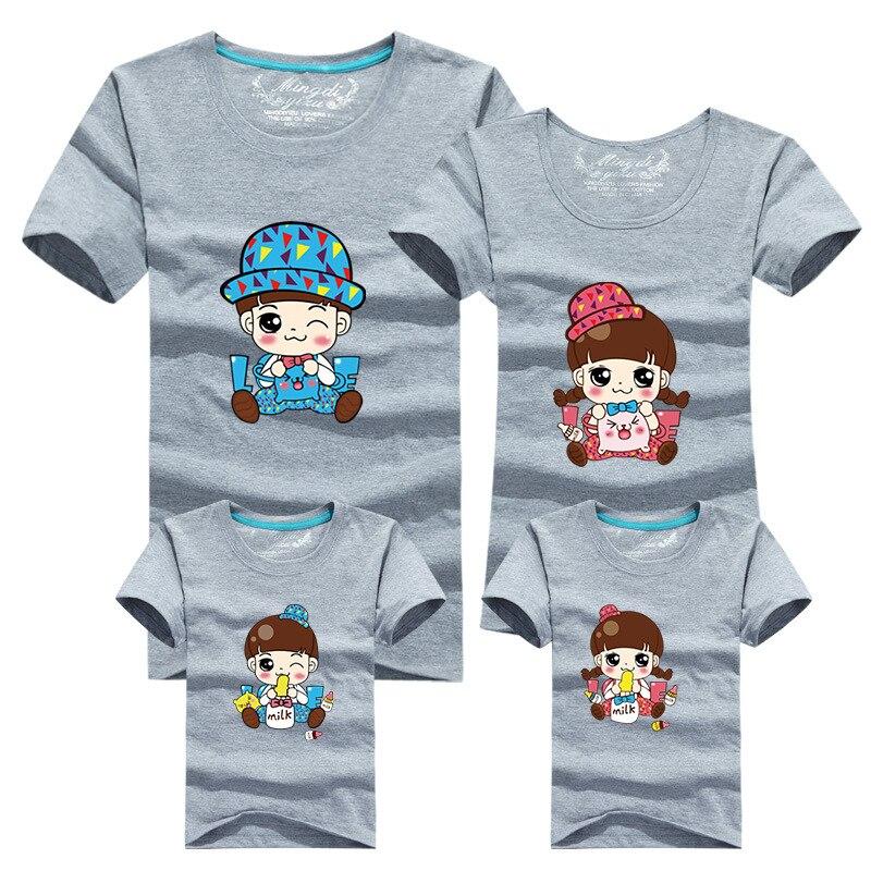 T font b Shirts b font Family Mother Kids 2016 font b Men b font Brand