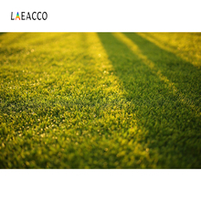 цены на Laeacco Green Hazy Grassland Lawn Sunshine Bokeh Photographic Background Customized Photography Backdrops Props For Photo Studio  в интернет-магазинах