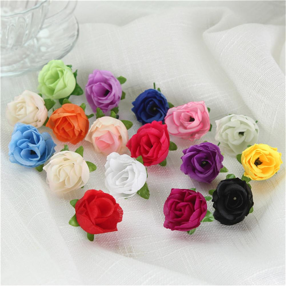 Wholesale Loose Flowers Artificial Roses 30pc Set