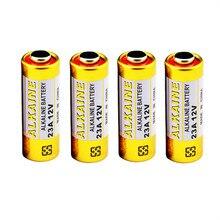 4 шт. щелочная батарея 12 В 23A батарея 12 В 27A 23A 12 В 21/23 A23 E23A MN21 RC пульт дистанционного управления батарея RC часть