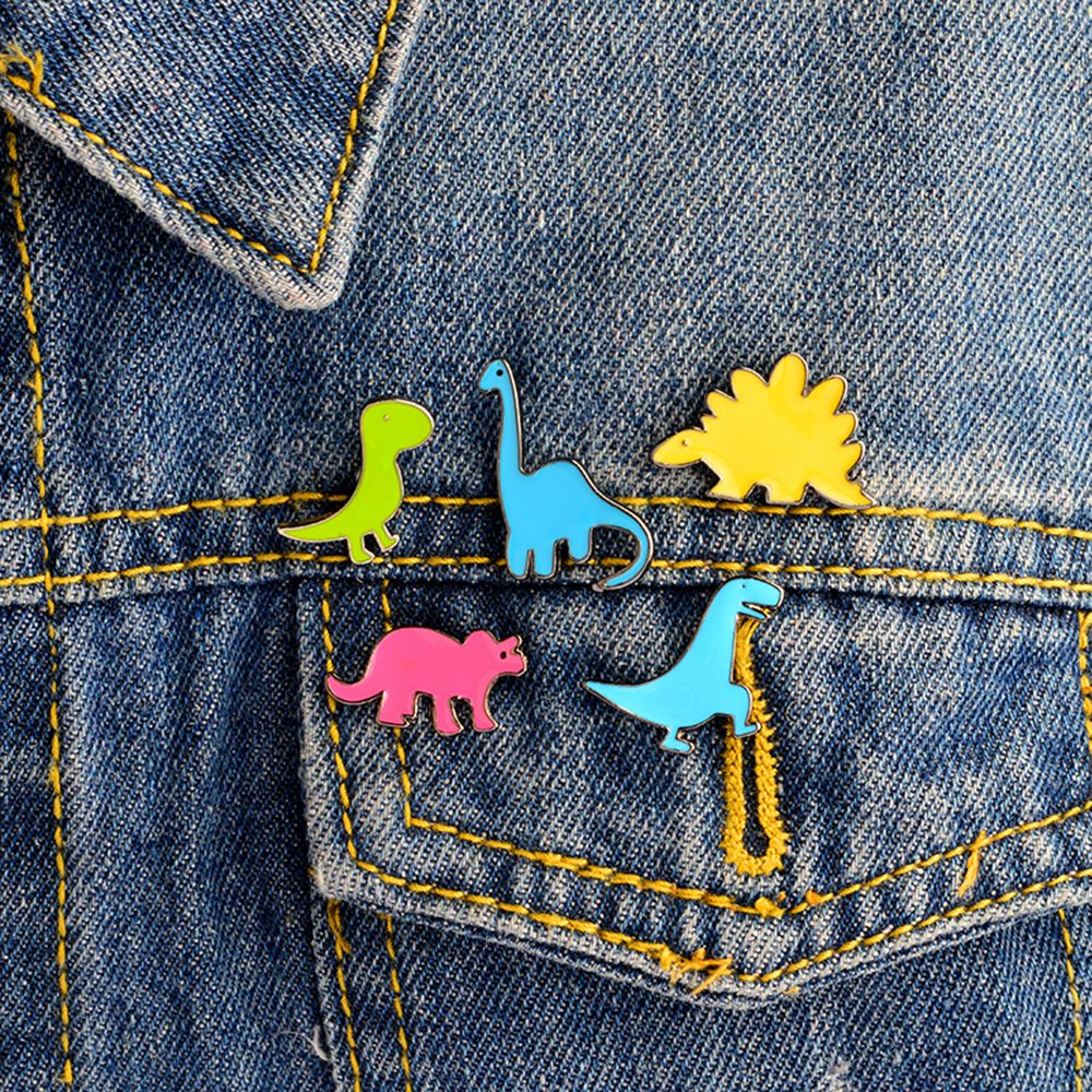 NUB_5-color-dinosaur-Pins-Hard-enamel-lapel-pins-Badges-Brooches-Backpack-Jacket-Accessories-Jewelry-Animal-pin