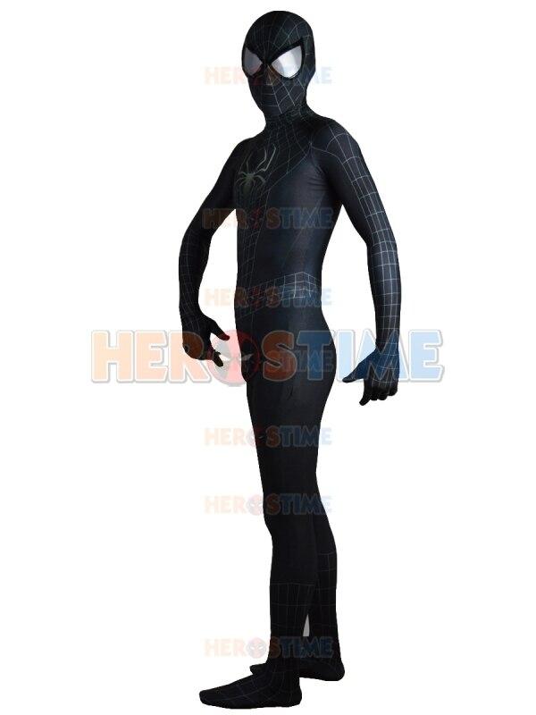 The Amazing SpiderMan 2 El traje zentai de habilidad de impresión - Disfraces - foto 4