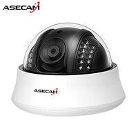 Super 4MP H 265 HD IP Camera Onvif Indoor White Plast Dome Waterproof CCTV PoE Network