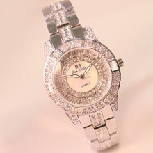 New Hot Sale Scale Watch List Custom Rhinestone Female Fashion & Casual  Chronograph