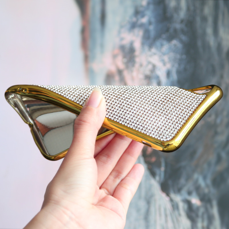 Person - Diamond Plating Case for iPhone