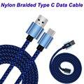 BrankBass Usb type-c кабель USB 3.1 Тип C USB С кабелем USB Синхронизации Данных Зарядный Кабель для Macbook/Xiaomi 4c/oneplus 3/NEXUS 5X6 P