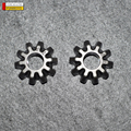 2PCS  DIFFERENTIAL STAR GEAR SUIT FOR XT650 BUGGY OR KINDROAD 650CC GOKART