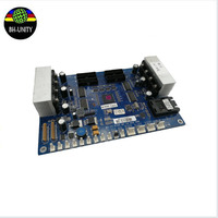 Brand new! Galaxy Yinhe zhongye eco solvent printer dx5 printhead carriage board on selling