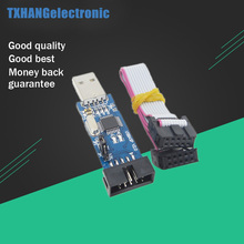 цена на 1pcs USB ISP Programmer for ATMEL AVR ( 51 ATMega ATTiny )