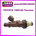 BRAND NEW ! 23250-62040 23209-62040  injector fuel injection nozzle   1995-04 Tacoma  V6