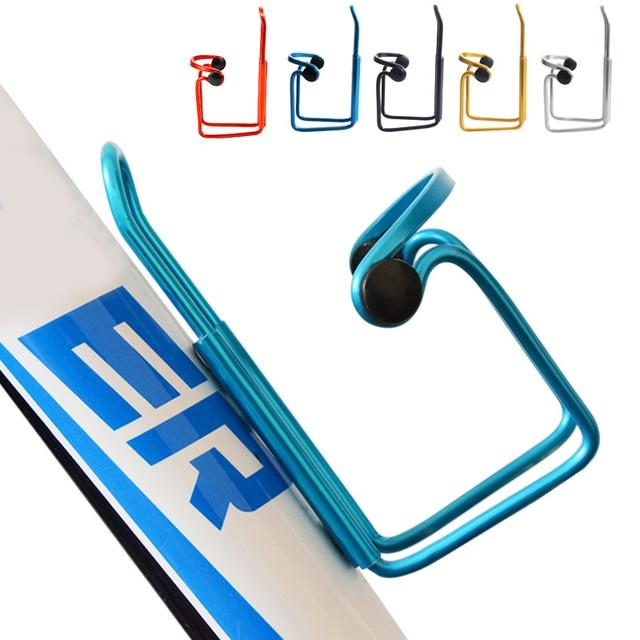 4 цвета алюминиевый, для маунтинбайка двойные бусины держатель для бутылки с водой спортивный велосипед Велоспорт клетка Напитки держатель велосипед держатель электродов