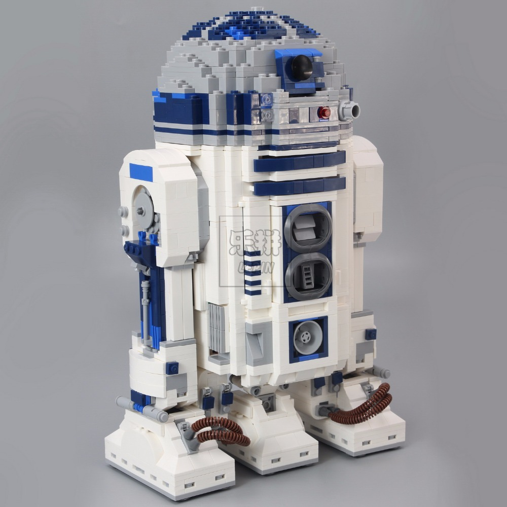 Lepin 05043 Star wars Series R2 Robot Set D2 Out of print Building Blocks Bricks Toys Compatible with Lego  10225 optimal and efficient motion planning of redundant robot manipulators