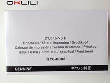 ОРИГИНАЛ QY6-0083 Печатающая Головка Печатающая Головка для Canon MG6310 MG6320 MG6350 MG6380 MG7120 MG7150 MG7180 iP8780 iP8750 iP8720 7110