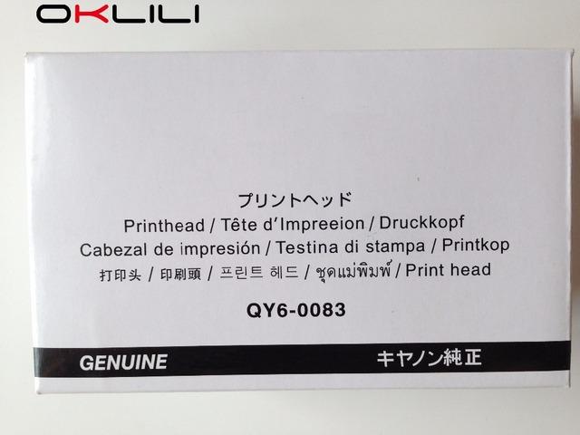 Qy6-0083 original da cabeça de impressão da cabeça de impressão para canon mg6310 mg6320 mg6350 mg6380 mg7120 mg7150 mg7180 ip8780 ip8720 ip8750 7110