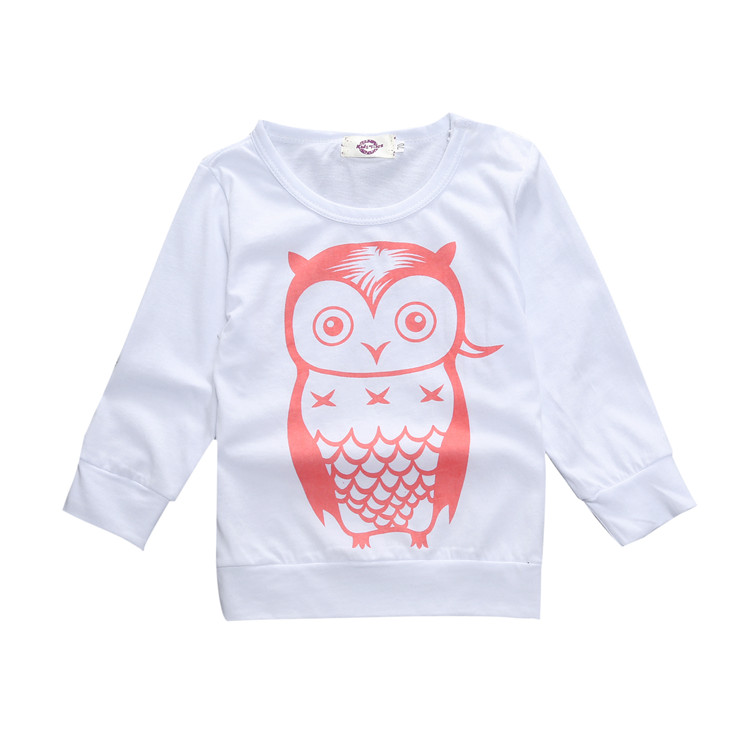 ST189-2017-New-arrival-girl-boys-clothes-set-long-sleevePants-owl-pattern-set-of-clothes-newborn-baby-suit-children-clothing-2