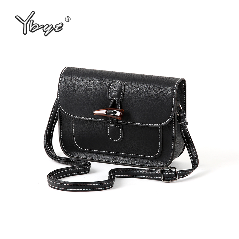 YBYT brand vintage casual women satchels PU leather mini shopping packet ladies messenger package female shoulder crossbody bags ybyt brand 2017 new casual pu leather women package envelope clutch female shopping bag ladies shoulder messenger crossbody bags