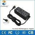 Zoolhong 20 V 3.25A 65 W AC carregador adaptador de energia portátil para Lenovo Thinkpad X1 carbono Lenovo G400 G500 G505 G405 YOGA 13