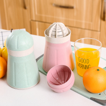 HS040 Life manual juicer Healthy Portable hand Juicer cup 11*8.5*18.2cm