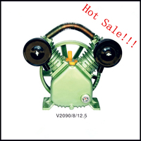 V2065/8/12.5 piston air compressor head piston air compressor cylinder head