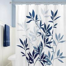 Eco-Friendly Polyester Shower Curtains Moldproof Waterproof Bath Curtain Bathroom Products Bathroom Curtains With 12pcs Hooks