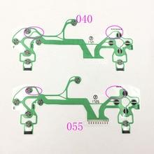 60 pces botão membrana circuito JDS 040 055 fita placa de circuito para dualshock 4 filme almofada para playstation 4 controlador ps4