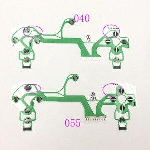 Image 1 - 60 pces botão membrana circuito JDS 040 055 fita placa de circuito para dualshock 4 filme almofada para playstation 4 controlador ps4