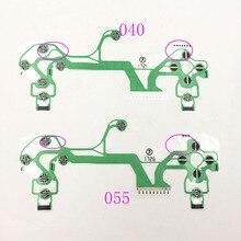60 pièces bouton Membrane Circuit JDS 040 055 ruban carte pour Dualshock 4 Film Pad pour Playstation 4 PS4 contrôleur