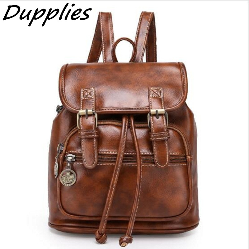Compare Prices on Ladies Leather Backpack- Online Shopping/Buy Low ...