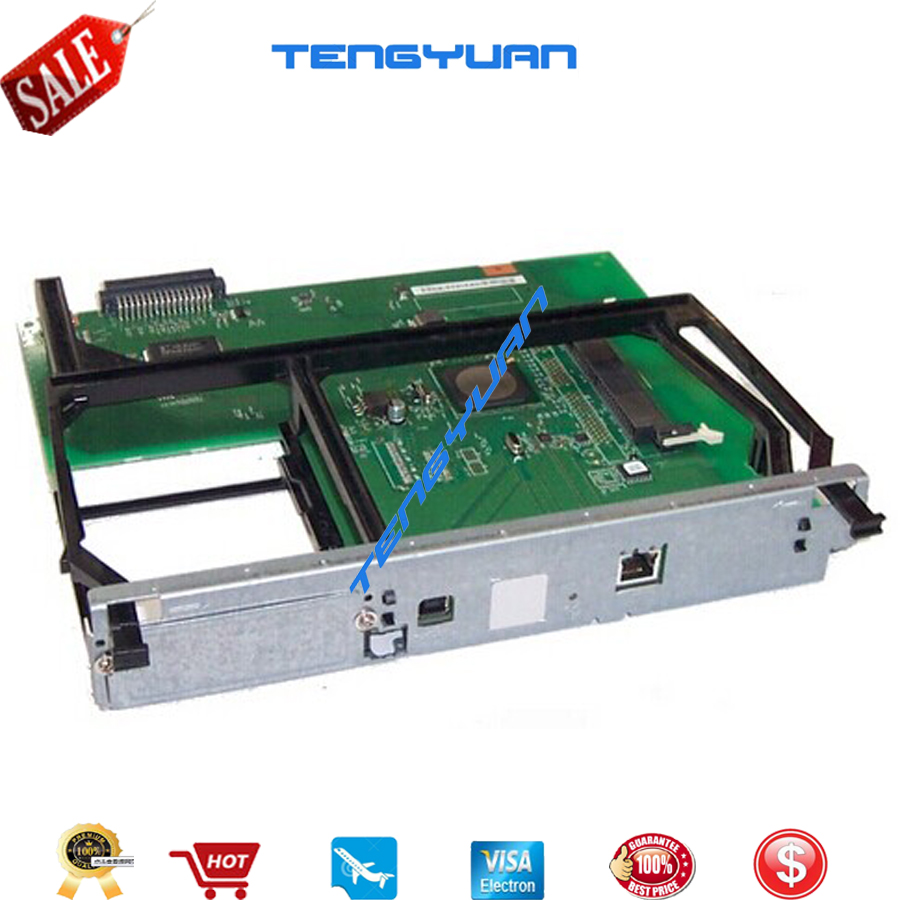 Free shipping 100% test for HP2700N Formatter Board Q7824-67901 CB455-60001 printer parts on sale