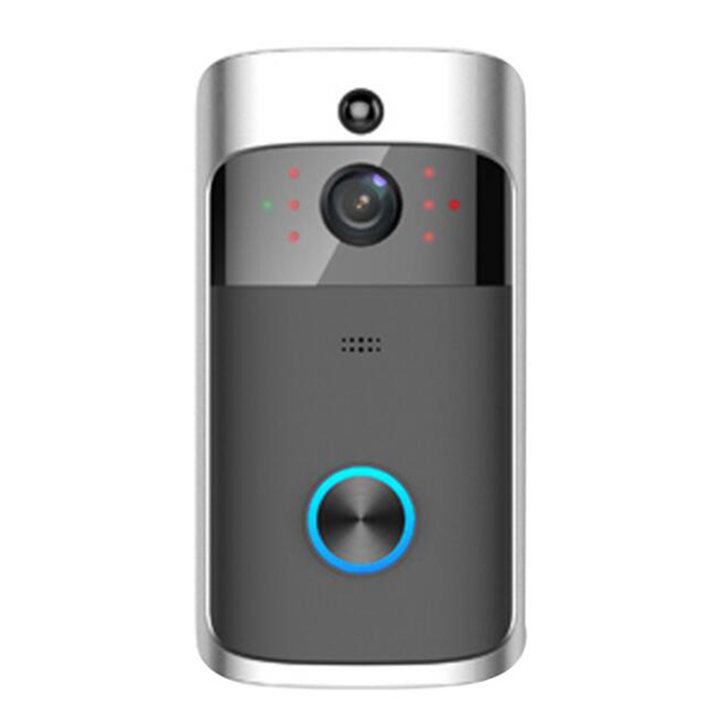 New Arrival Visual Doorbell, Smart Remote Home Monitoring, Infrared Night Vision Wireless Doorbell Home Appliance italian visual phrase book