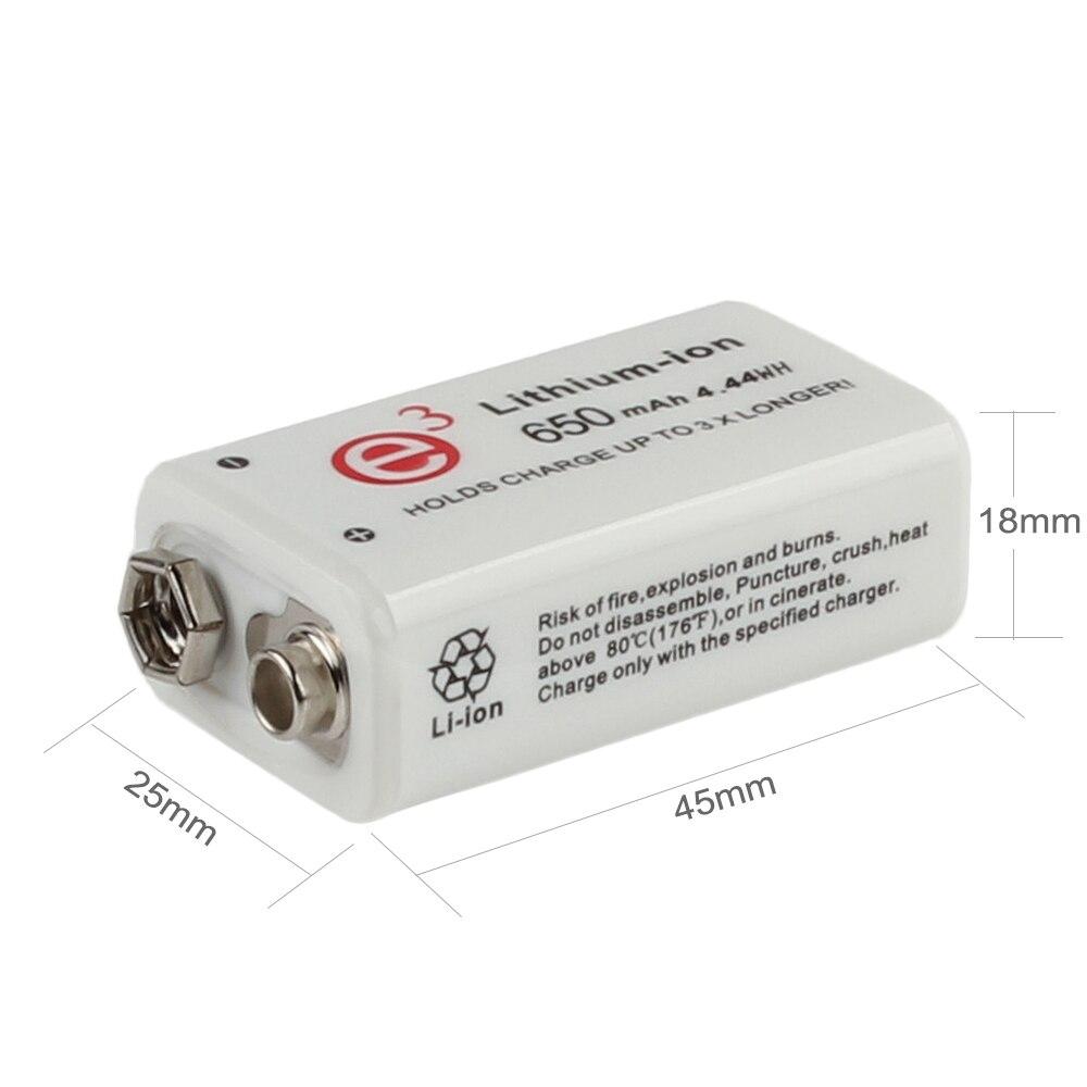 Baterias Recarregáveis de fumo eletrônico guitarra Conjunto : Pacote 2