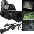 Оптический Монокуляр ночного видения для Riflescope w/Wifi <font><b>APP</b></font> 200M Range NV Scope 850nm IR взгляд ночного видения Охота Цифровая камера