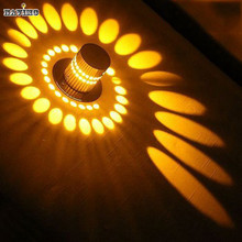 CreativeLED Ceiling Light for Art Gallery Decoration