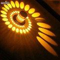 Creativo Pequeño Muro De Luz LLEVÓ la Luz de Techo de la Galería de Arte de la Decoración Frontal luz Del Porche pasillos Balcón Lámpara