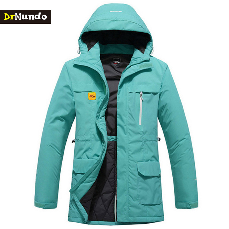 DrMundo Women Ski Jackets Winter Outdoor Jackets Ski Coat For ...