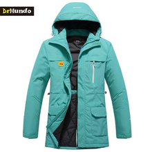 DrMundo Women Ski Jackets Winter Outdoor Jackets Ski Coat For Women Snow Waterproof Outdoor Sports Snowboard Jacket Brand