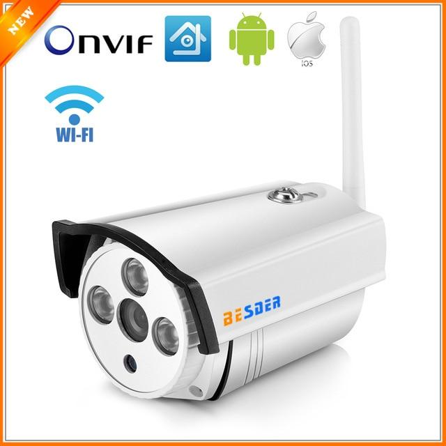 Mini IP Camera Wifi 720P HI3518E + 1/4'' OV9712 Surveillance Products Wireless IP Camera 1MP 720P ONVIF 2.0 IE Browser