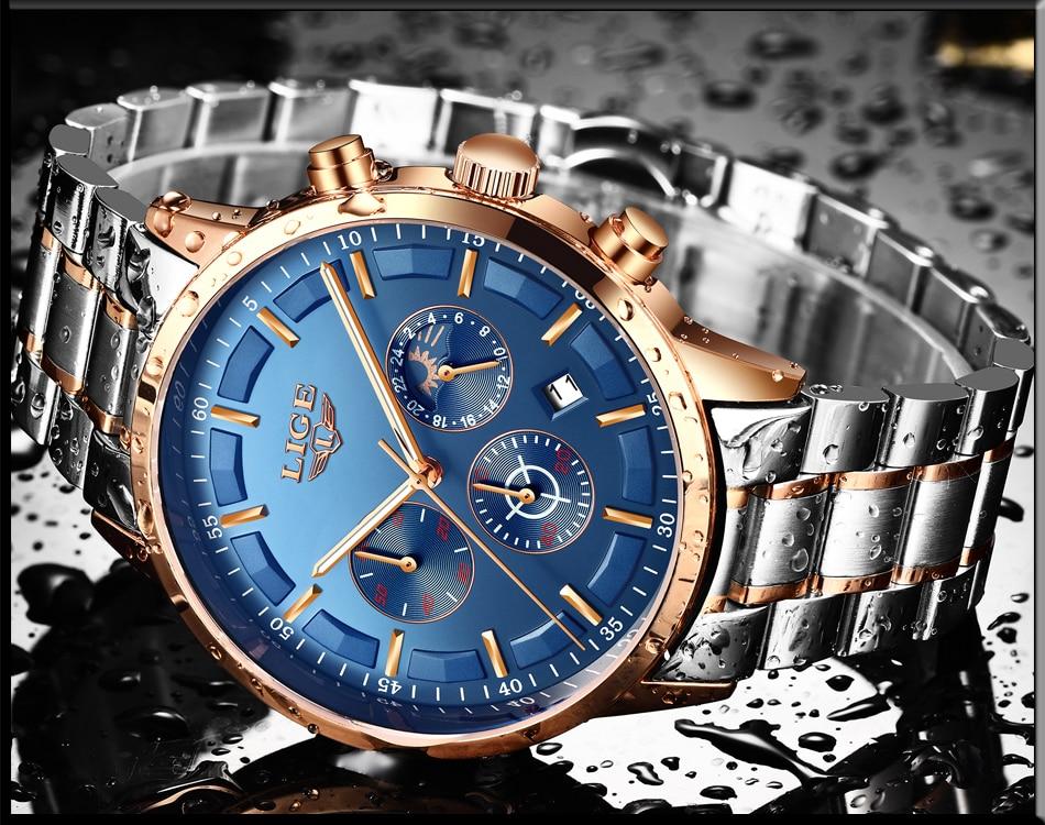 HTB12.Anu79WBuNjSspeq6yz5VXaE Relojes Watch Men LIGE Fashion Sport Quartz Clock Mens Watches Top Brand Luxury Business Waterproof Watch Relogio Masculino
