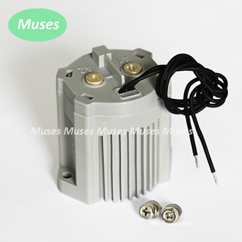 US $58 22 7% OFF 12V 24V auto recognition coil rated 500V 50A high voltage  dc contactor for electric motor battery winch forklift-in Contactors from