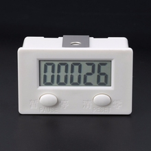 5 Digit Digital Electronic Counter Puncher Magnetic Inductive Proximity Switch  Counters June DropShip