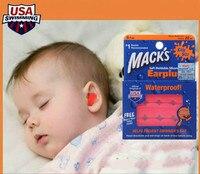 6 Pairs Macks Kinder Ohrstöpsel Weiche Silikon Wasserdicht Kind Schwimmen Ohrstöpsel Kinder Ohrstöpsel